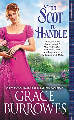 Too Scot to Handle (Windham Brides Book 2)