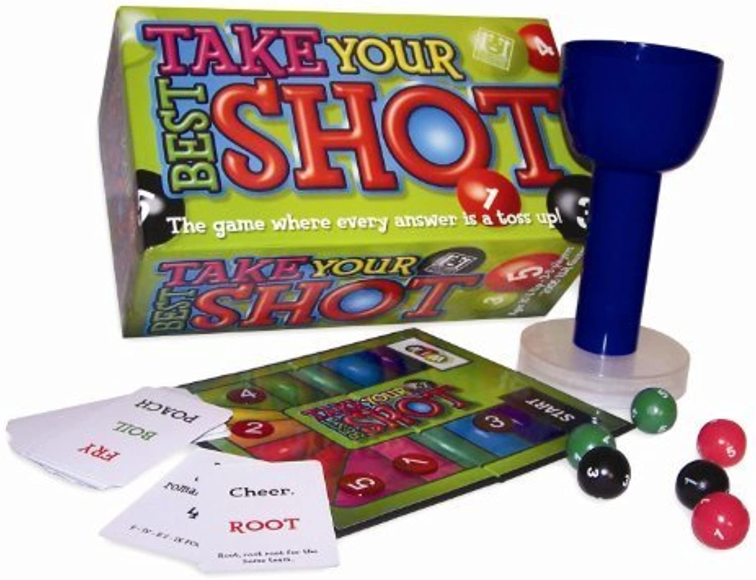 Take Your Best Shot by R & R Games