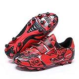 Zapatillas de Entrenamiento de fútbol para Hombres y Mujeres con uñas rotas Zapatillas de fútbol con Velcro