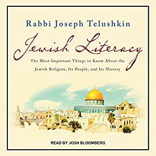 Jewish Literacy Revised Ed cover art