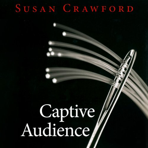 Captive Audience audiobook cover art