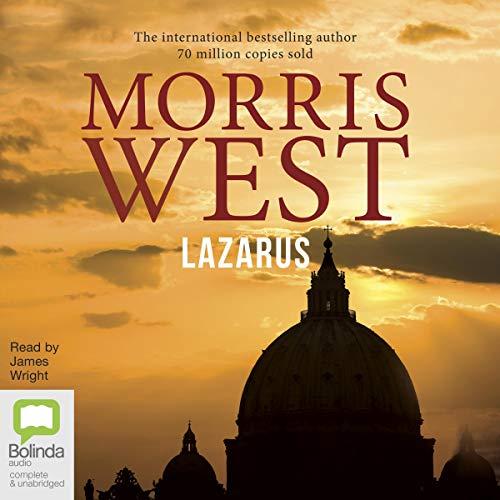 Lazarus cover art