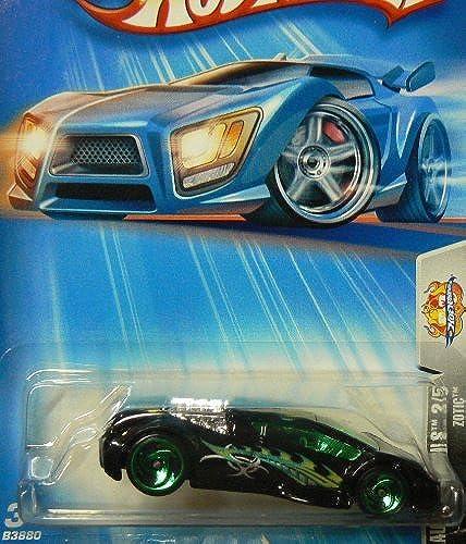 Hot Wheels 2004 Autonomicals 2 5 Zotic schwarz 159 by Mattel