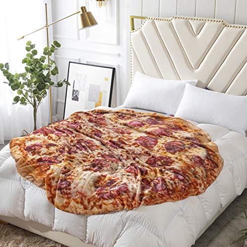 FACAI Rollen Teppich Tortilla Decke Pfannkuchen Decke Freizeit Reise Decke Zbeach Decken Und Würfe,C-150±3cm