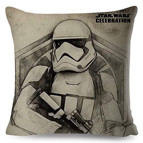 KUSTOM Factory - Cojín de Star Wars Soldado Clone Stormtrooper