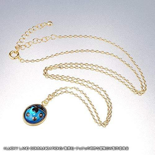 jojo ジョジョの奇妙な冒険 黄金の風 ジョルノ ペンダント 限定品