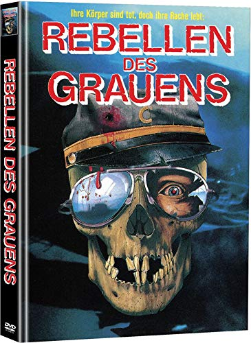 Rebellen des Grauens - Mediabook - Cover A - Limited Edition auf 111 Stück (+ Bonus-DVD mit weiterem Zombiefilm)