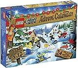 Lego City 7724: Calendario dell'Avvento