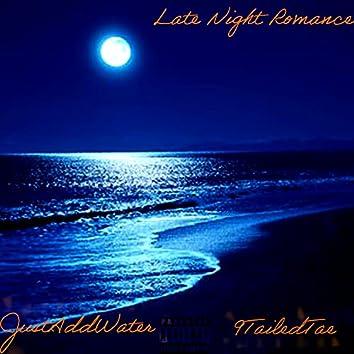 Late NIght Romance (feat. 9TailedTae)