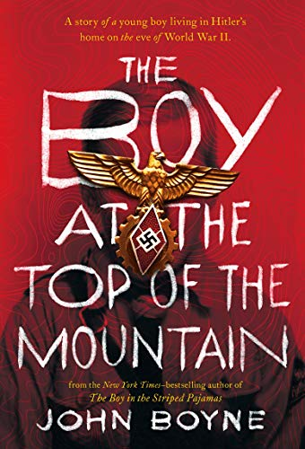 Boy at the Top of the Mou