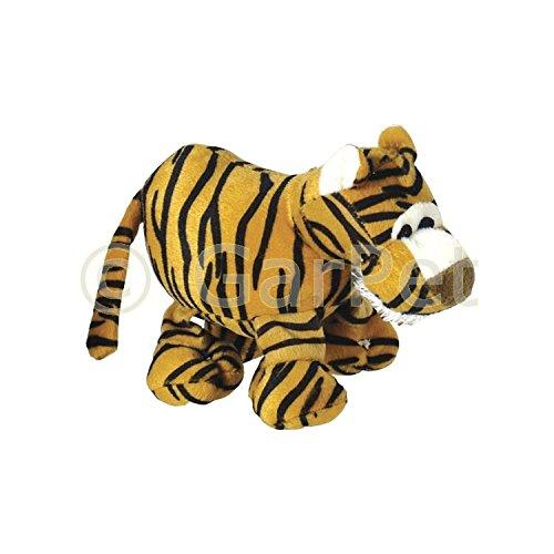 Hundespielzeug Plüsch Quietscht Hunde Spielzeug Tiger