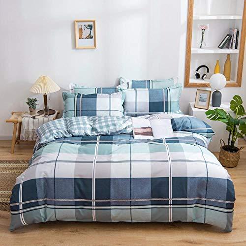 hdfj12146 100% algodón Acolchado algodón Dormitorio Colcha Colcha Cubierta de Tres Piezas Hoja de Cama Conjunto de lecho Conjunto de Lujo Hoja edredón 7 Cama de 1.5m