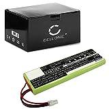 CELLONIC Batería (18V, 3Ah, NiMH) Compatible con Husqvarna Automower 210 C / 220 AC / 230 ACX / 260 ACX - 540 05 96-02, 540059602, 540059601 bateria de Repuesto, Pila reemplazo Herramienta