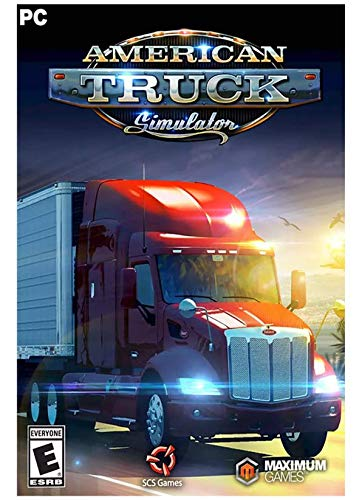 American Truck Simulator Steam PC Download CD KEY (No CD/DVD)