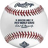 Rawlings 2019 World Series Official Game Baseball...