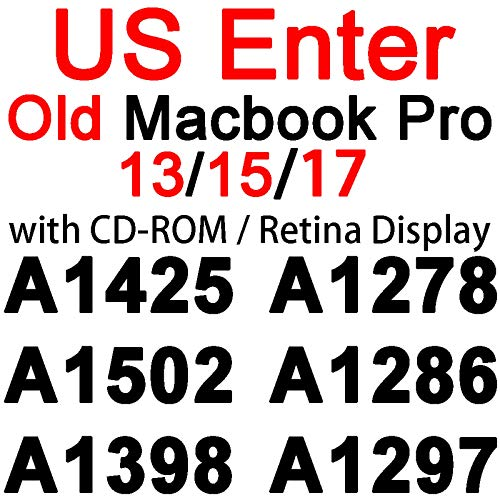 Keyboard Cover for for MacBook Pro 13 15 16 17 Air 13 11 12 Retina Touch Clear EU US UK A2179 A2337 A2338 20 Skin TPU silicona US Old Pro 13 15 17