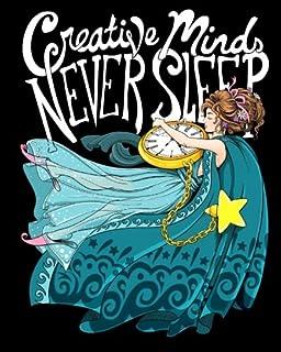 Creative Minds Never Sleep: Dot Journal