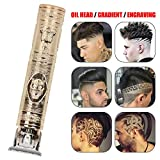 Airymap Hair Clippers, Electric Outliner Grooming Rechargeable Cordless Close Cutting T-Blade...