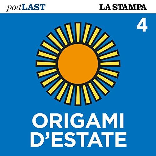 Sul vivere analogico (Origami d'estate 4) copertina