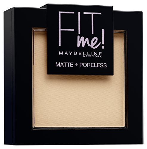 Maybelline New York Fit Me, Cipria, 120 Classic Ivory