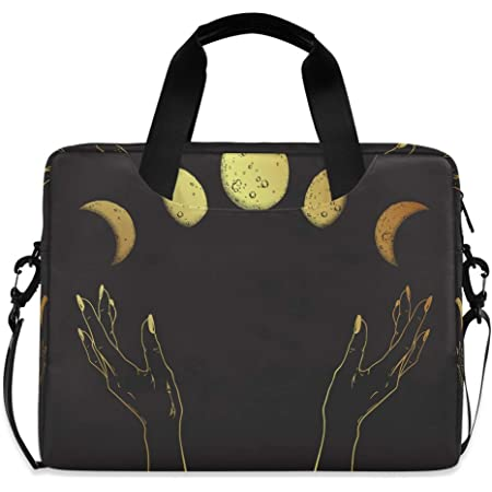 Diving Fabric,Neoprene,Sleeve Laptop Handle Bag Handbag Notebook Case Cover Witches Carnival for Halloween,Classic Portable MacBook Laptop//Ultrabooks Case Bag Cover 13 inches