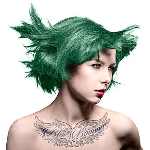 Manic Panic High Voltage Hair Dye - Vegan Hair Dye - Venus Envy (dark green) 118ml by Manic Panic (English Manual)