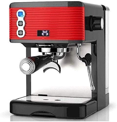 LFSP Gebruiksgemak Italiaanse Espresso Machines, Koffie-automaat Cappuccino, Espresso Koffiemachine, Het Kan Worden Gemaakt Van Roestvrij Staal Melkschuim Espressomachine 15 Pa