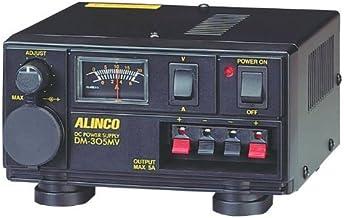 ALINCO 直流安定化電源 5A DM-305MV