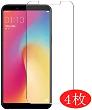 【4 Pack】 Synvy Screen Protector for Oppo A73 A79 0.14mm TPU Flexible HD Clear Case-Friendly Film Protective Protectors [Not Tempered Glass] New Version