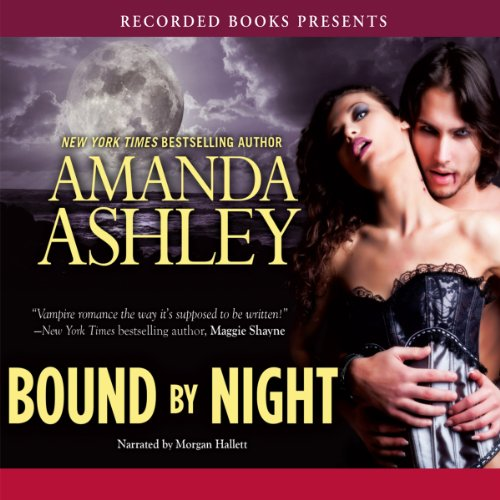 Bound By Night audiobook cover art