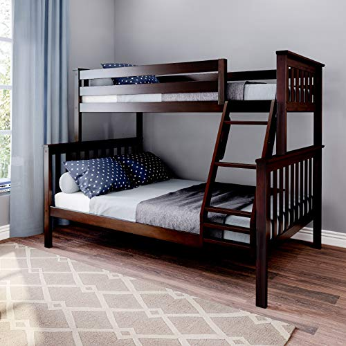 Max & Lily Twin Over Full heavy duty Bunk Bed