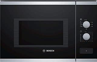 Bosch 25 L Built in Microwaves | Clock Type : Timer (Black)