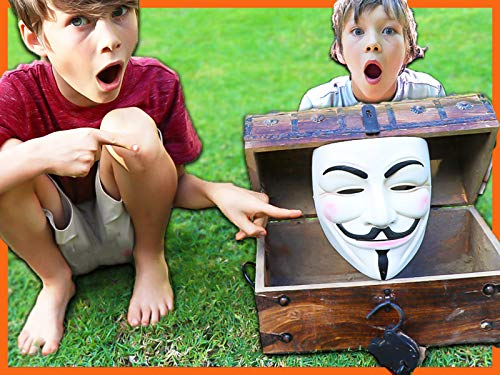 Fake Game Masters Stole Top Secret Treasure Chest Clues May Be the Hacker