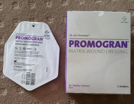 PROMOGRAN Matrix Wound Genuine Free Shipping Dressing Single - Trust 19.1X19.1