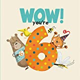 WOW! You're Six birthday book (Wow Youre Birthday Books)