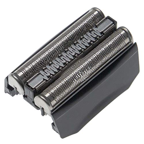 vhbw 1x Scherkopf passend für Braun Series 7 720, 730, 740, 760cc, 7840, 7850, 7865, 7880, 7893, 790cc, 795cc Rasierer, schwarz