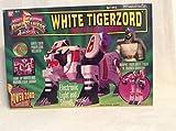 bandai power ranger white tiger - Power Rangers Deluxe White Tigerzord & White Ranger