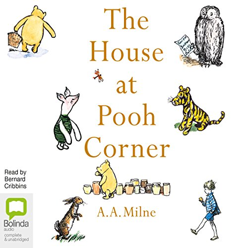 The House at Pooh Corner cover art