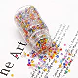 Immagine 1 beliof set perline colorate piccole