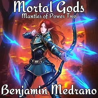 Mortal Gods cover art