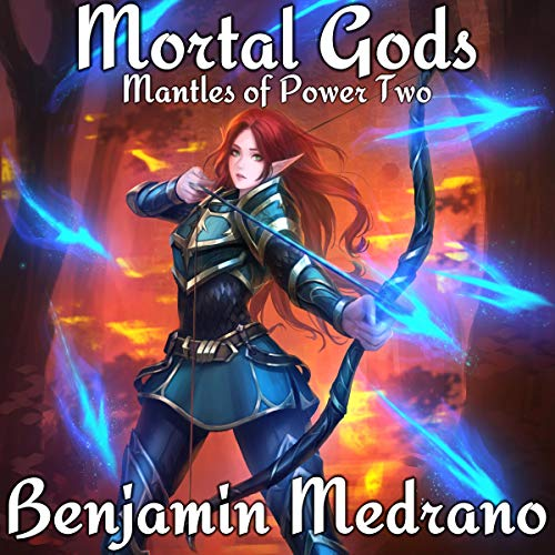 Mortal Gods cover art
