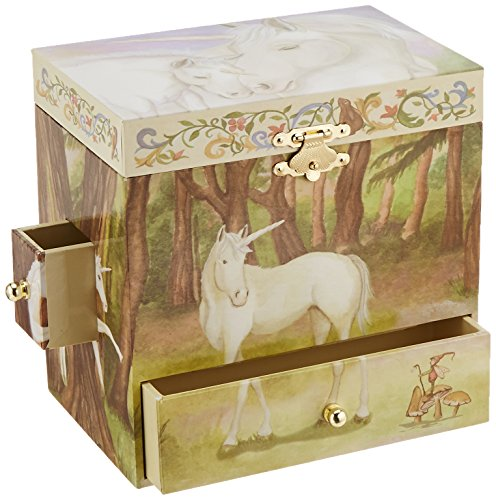 Enchantmints Unicorn Music Jewelry Box 6