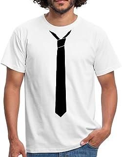 invaincu x conception populaire braderie Amazon.fr : T Shirt Cravate : Vêtements