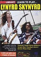 Learn to Play Lynyrd Skynyrd [DVD] [Import]