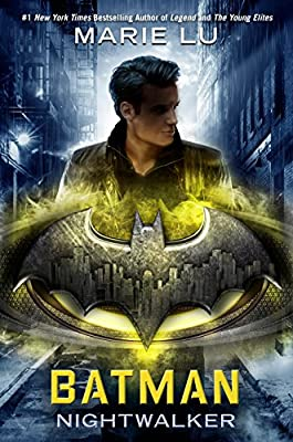 Batman: Nightwalker (DC Icons Series) from Random House Books for Young Readers