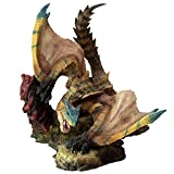 Capcom Monster Hunter: Tigrex (Resell Version) Figure Builder Creator's Model, Multicolor