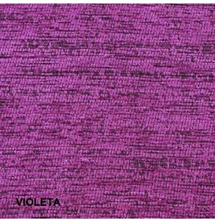 comprar comparacion 10XDIEZ Chenilla Paula a Metros - Color - Violeta