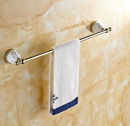 MBYW moderno toallero de alta capacidad de carga toallero de baño Estante de almacenamiento Hardware_Giantian baño de cristal conjunto de hardware de pared toallero lote mixto minorista, disparo único