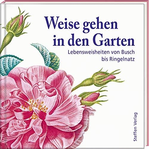 Weise gehen in den Garten:...