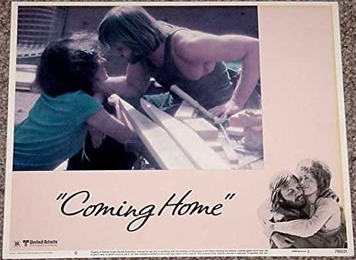 MOVIE POSTER: COMING HOME LOBBY Max 46% OFF favorite BLOCKS- CARD BUILDING #6-LOVER'S